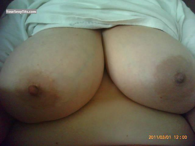 My Big Tits Selfie by